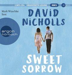 Sweet Sorrow, 2 MP3-CD - Nicholls, David