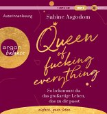 Queen of fucking everything, 1 MP3-CD
