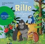 Die Dschungelfreunde sind los! / Rille Bd.1 (2 Audio-CDs)
