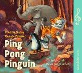 Ping Pong Pinguin, 1 Audio-CD