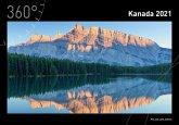 360° Kanada - Der Westen Kalender 2021