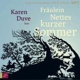 Fräulein Nettes kurzer Sommer, 2 MP3-CD
