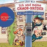 Hilfe, Staubsauger entlaufen! / Ich und meine Chaos-Brüder Bd.2 (1 Audio-CD)