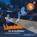 Lieselotte im Krimifieber / Lieselotte Filmhörspiele Bd.11 (1 Audio-CD)