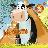 Ferien mit Lieselotte / Lieselotte Filmhörspiele Bd.8 (1 Audio-CD)