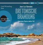 Bretonische Brandung / Kommissar Dupin Bd.2 (1 MP3-CD)