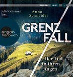 Grenzfall - Der Tod in ihren Augen / Jahn und Krammer ermitteln Bd.1 (1 MP3-CD)