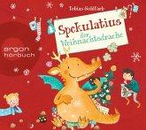 Spekulatius der Weihnachtsdrache, 2 Audio-CD
