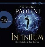 INFINITUM – Die Ewigkeit der Sterne, 4 MP3-CD