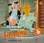 Ein bunter Herbst mit Lieselotte / Lieselotte Filmhörspiele Bd.10 (1 Audio-CD)