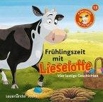Frühlingszeit mit Lieselotte / Lieselotte Filmhörspiele Bd.13 (1 Audio-CD)