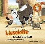 Lieselotte bleibt am Ball / Lieselotte Filmhörspiele Bd.9 (1 Audio-CD)