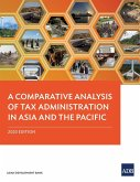 A Comparative Analysis of Tax Administration in Asia and the Pacific