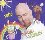 Schokkoli und Brokolade, 1 Audio-CD