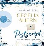 Postscript - Was ich dir noch sagen möchte / Holly Kennedy Bd.2 (1 MP3-CD)