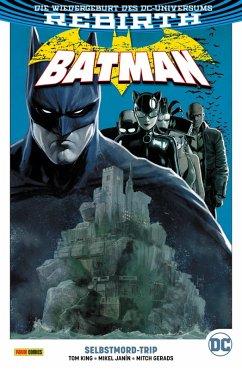 Batman, Band 2 (2. Serie) - Selbstmord-Trip