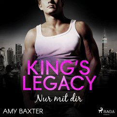 King's Legacy - Nur mit dir (Bartenders of New York, Band 2) (MP3-Download) - Baxter, Amy