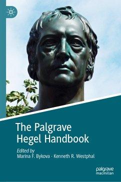 The Palgrave Hegel Handbook (eBook, PDF)