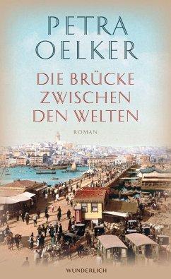 Die Brücke zwischen den Welten (Mängelexemplar) - Oelker, Petra