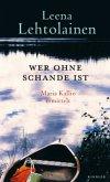 Wer ohne Schande ist / Maria Kallio Bd.12 (Mängelexemplar)