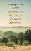 Acht deutsche Sommer (Mängelexemplar)