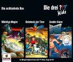 Die drei ??? Kids, 3er Box, 3 Audio-CD