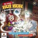 Der kleine Hui Buh 017/Das Quartett der magischen Wesen / Ein fürchterlicher Irrtum