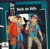 Die drei !!! - Nacht der Wölfe / Die drei Ausrufezeichen Bd.69 (1 Audio-CD)