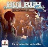 Der kleine Hui Buh - Die vermaledeiten Marionetten, 1 Audio-CD
