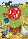 Mein Sach-Stickerbuch Natur - Bauernhoftiere