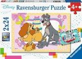 Disneys liebste Welpen (Kinderpuzzle)