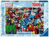 Ravensburger 16562 - Challenge Marvel, Puzzle, 1000 Teile