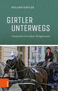 Girtler unterwegs (eBook, ePUB) - Girtler, Roland