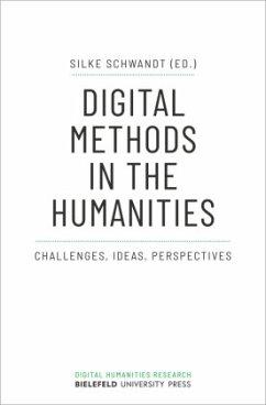 Digital Methods in the Humanities