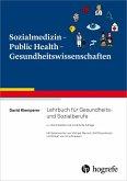 Sozialmedizin - Public Health - Gesundheitswissenschaften (eBook, PDF)