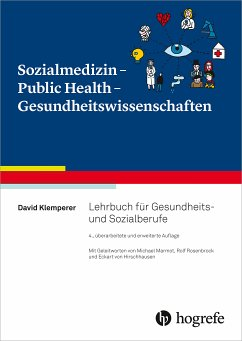 Sozialmedizin - Public Health - Gesundheitswissenschaften (eBook, PDF) - Klemperer, David