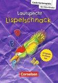 Coole Kartenspiele für Kita-Kinder / Lautspecht Lispelschnack
