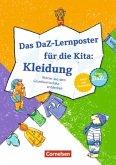 Das DaZ-Lernposter für die Kita / Kleidung / Das DaZ-Lernposter für die Kita