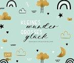Kleines Wunder, großes Glück - Babyalbum für dein erstes Jahr (Handlettering)