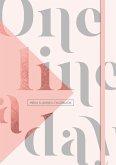 One Line a Day - Mein Fünf-Jahres-Tagebuch