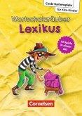 Coole Kartenspiele für Kita-Kinder / Wortschatzräuber Lexikus