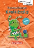 Coole Kartenspiele für Kita-Kinder / Formenfresser Kreisibald