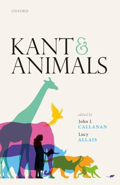 Kant and Animals (eBook, PDF)