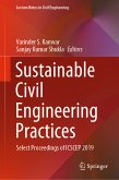 Sustainable Civil Engineering Practices (eBook, PDF)