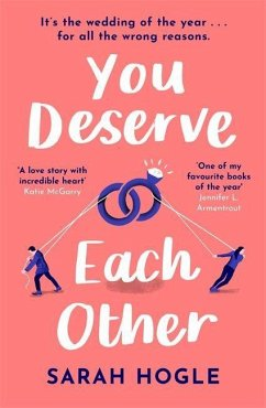 You Deserve Each Other - Hogle, Sarah