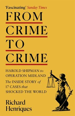 From Crime to Crime (eBook, ePUB) - Henriques, Richard