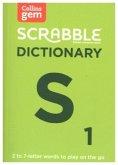 SCRABBLE (R) Dictionary Gem Edition