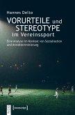 Vorurteile und Stereotype im Vereinssport (eBook, PDF)