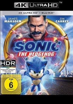 Sonic the Hedgehog - Ben Schwartz,Jim Carrey,James Marsden