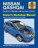 Nissan Qashqai Petrol & Diesel (Feb '14-'20) 63 to 69
